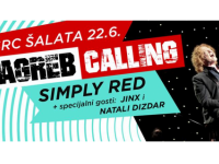 Concert Zagreb calling - Simply Red 22.06.2016